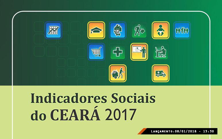 Ceará tem melhor desempenho que o Nordeste em 15 dos 20 indicadores sociais analisados