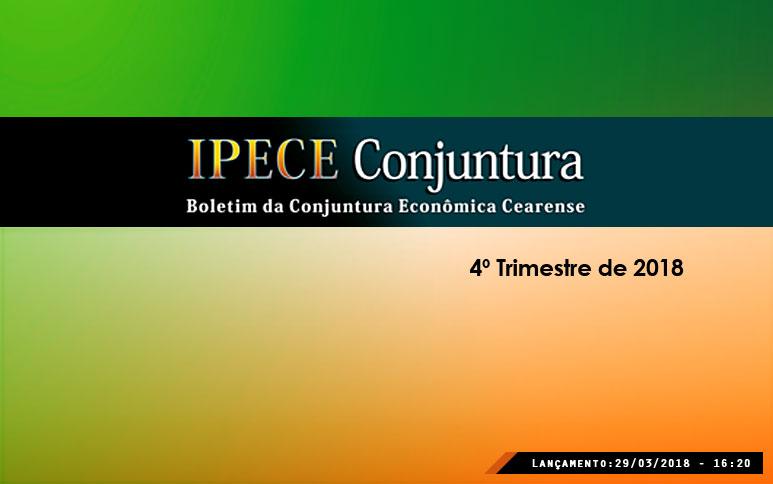 Ipece publica nova edição do Boletim da Conjuntura Cearense