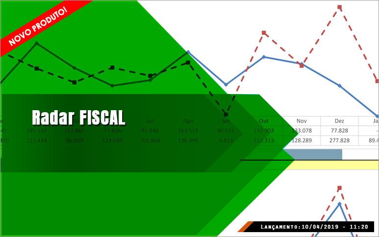 Receita do Estado cresce 5,26% entre março de 2018 e fevereiro de 2019 e despesa aumenta 7,16%