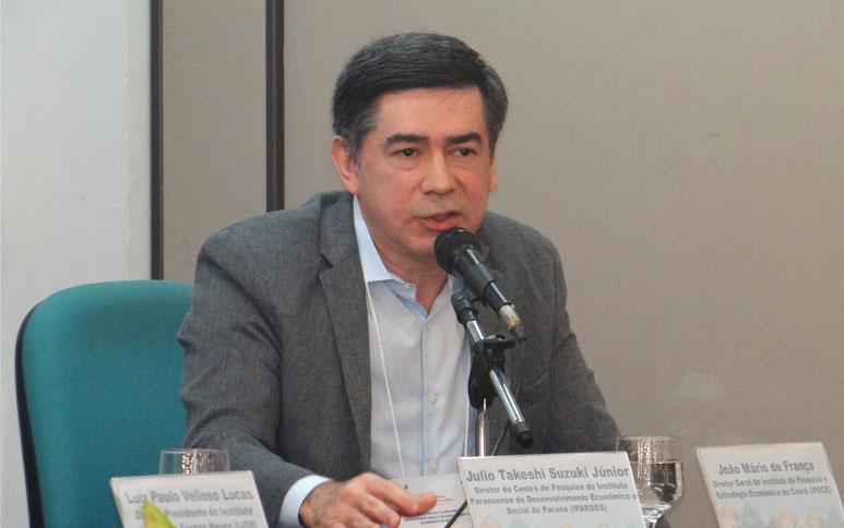 João Mário afirma que Ipece avançou muito e ressalta criação do Capp e do Big Data Ceará