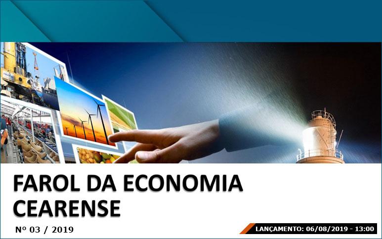 Perspectiva para economia brasileira e do Ceará em 2019 é alvo de publicação do Ipece