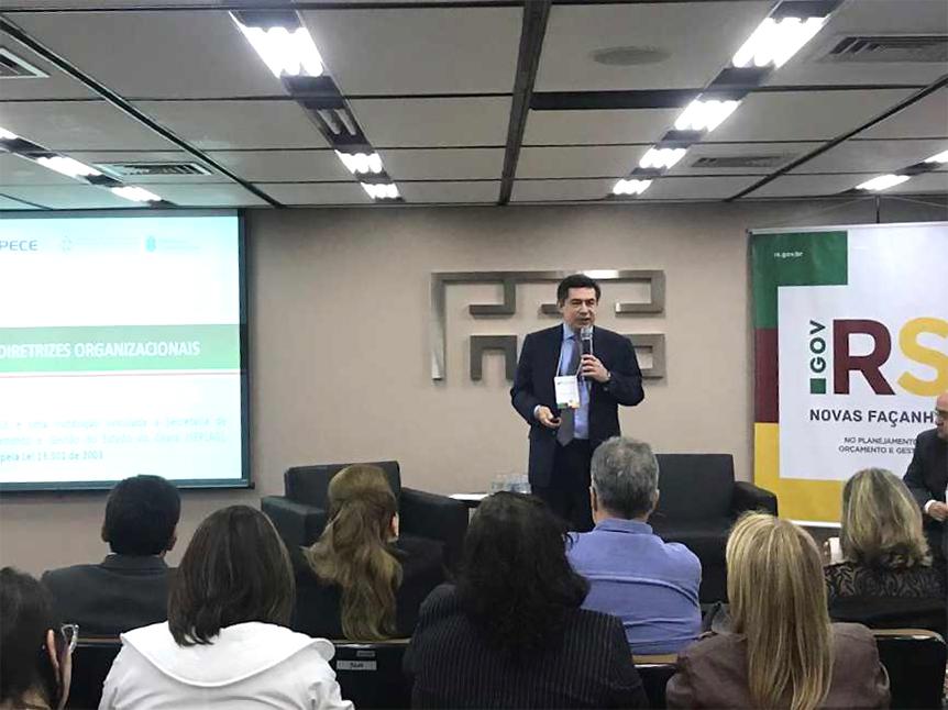 João Mário crê que troca de experiência com o RS vai resultar em boas parcerias