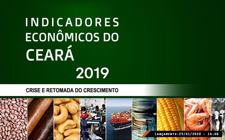 Ipece lança sétima edição do livro Indicadores Econômicos do Ceará