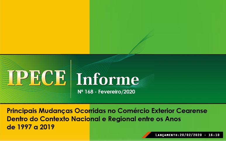 Cresce para 1,01% a participação do Ceará nas exportações do Brasil: melhor desempenho em 16 anos