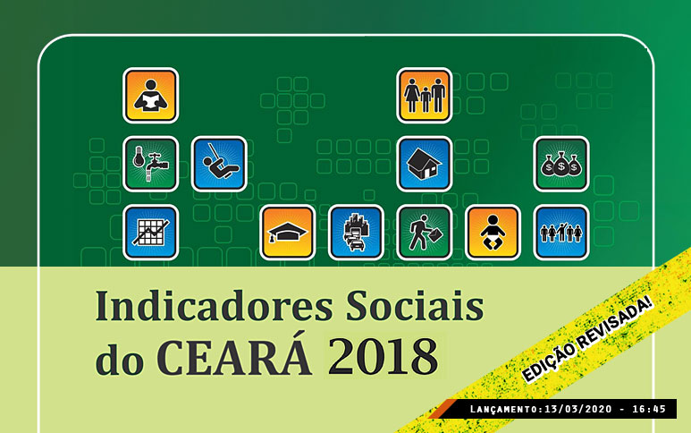 Ceará supera desempenho de indicadores sociais do Nordeste e do Brasil em 2018, especialmente na educação