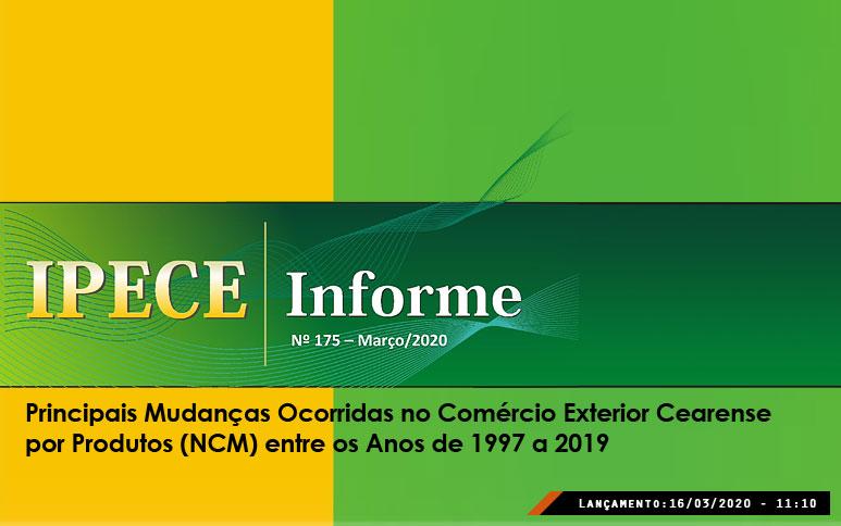 Quantidade de produtos diferentes exportados pelo Ceará cresce cinco vezes em 22 anos