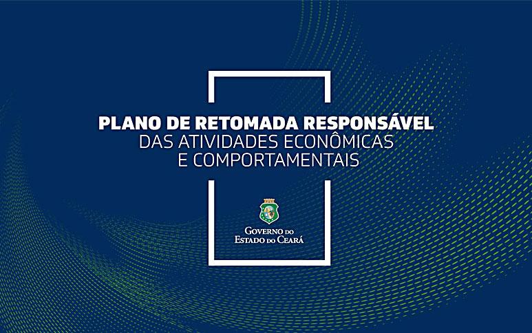 João Mário prevê início da retomada da economia e destaca participação do Ipece no plano de reabertura das atividades