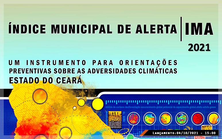 Estudo do Ipece revela vulnerabilidades climatológicas, agrícolas e sociais dos municípios cearenses em 2021